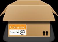 Envoie en Colissimo suivi